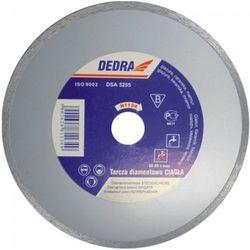 Tarcza do cięcia DEDRA H1137 diamentowa