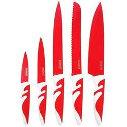 Komplet 5 noży z nieprzywierającą powłoką SYMBIO R,