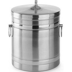 Hendi Pojemnik do lodu z podwójnymi ściankami | 5l | śr.200x(h)230mm