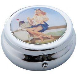 Kare Design Popielniczka Kieszonkowa Pin Up Girls VIII - 36051h z kategorii Popielniczki