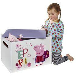 Świnka Peppa Pig Pepa Skrzynia