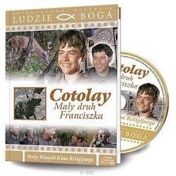 COTOLAY- MAŁY DRUH FRANCISZKA - Film DVD z serii: Ludzie Boga (film)