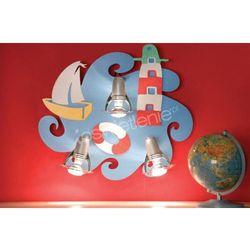 Nowodvorski lighting (technolux) Sailor iii plafon - lampa dziecięca, kategoria: oświetlenie dla dzieci