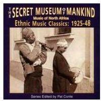 Music Of North Africa. Ethnic Classics 1925 - 48 (0016351701121)
