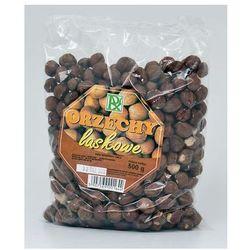 Orzechy laskowe 500 g z kategorii Bakalie, orzechy, wiórki