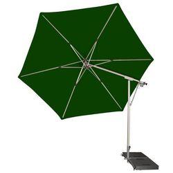 Parasol ogrodowy DOPPLER Pendel ciemno zielony 454225812 + DARMOWY TRANSPORT!, towar z kategorii: Parasole ogrodowe