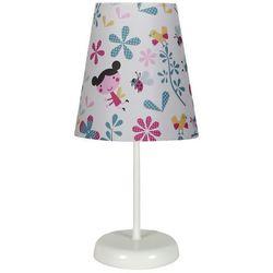 Stojąca lampa stołowa girl 41-63038 klasyczna lampka biurkowa abażurowa do pokoju dziecięcego multikolor marki Candellux