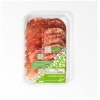 Primavera Karczek dojrzewający coppa di parma i salami milano plastry mix (antipasti italiano) bio 70 g -