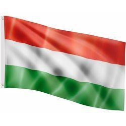 Flaga węgier węgierska 120x80 cm na maszt węgry marki Flagmaster ®