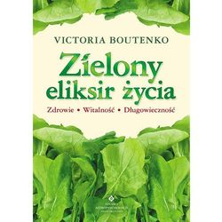 Zielony eliksir życia, książka z kategorii Numerologia, wróżby, senniki, horoskopy