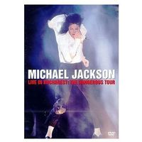 Michael Jackson: The Dangerous Tour - Live in Bucharest (5099720400394)