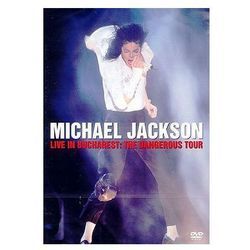 Michael Jackson: The Dangerous Tour - Live in Bucharest (5099720400394)