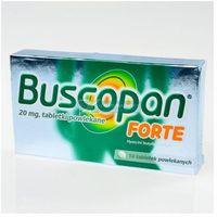 BUSCOPAN FORTE 10 TABLETEK, postać leku: tabletki