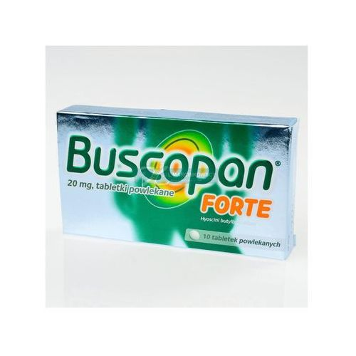 BUSCOPAN FORTE 10 TABLETEK