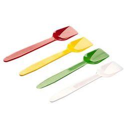 Łopatka łyżeczka do lodów MIX kolorów / 1000 szt.