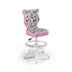 Entelo Krzesło dziecięce na wzrost 133-159cm petit biały st31 rozmiar 4 wk+p