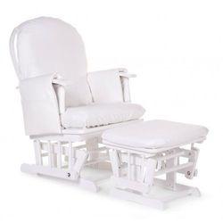 Childhome, Pokrowiec na fotel do karmienia biały, CCCCGLW