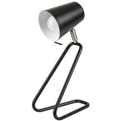 Stojąca LAMPKA biurkowa OLAF 5779 Rabalux metalowa LAMPA stołowa do pokoju dziecięcego czarny (5998250357799)