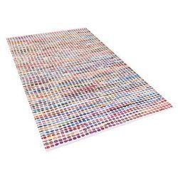 Dywan wielokolorowy bawełniany 80x150 cm BELEN