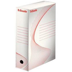 Pudło archiwizacyjne standard, 100 mm, opakowanie 25 sztuk, 128102 - rabaty - porady - negocjacja cen - autoryzowana dystrybucja - szybka dostawa. marki Esselte