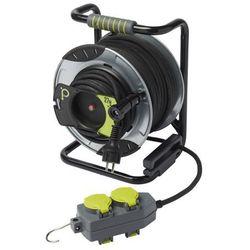 Przedłużacz bębnowy Diall 4 x 16 A 3 x 1,5 mm 27 m + 3 m, OTATRF27167RNFL34HD