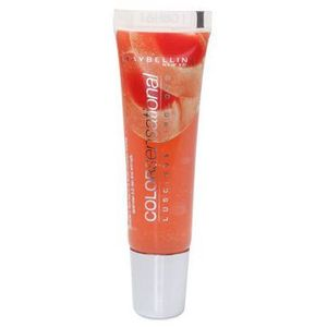 color sensational luscious lipgloss - błyszczyk do ust 410 peach sorbet, 11,3 ml marki Maybelline