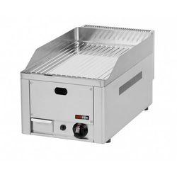 Płyta grillowa chromowana gazowa 330 x 580 x 220mm 4kW FTRC-30 G - produkt dostępny w GastroSalon.pl