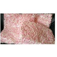 Mini pianki marshmallows biało- różowe 1kg marki Kawbar
