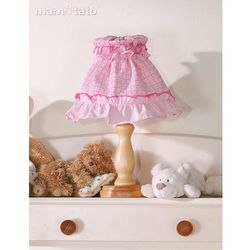 MAMO-TATO Lampka Nocna Wesołe zajączki w różu z kategorii Oświetlenie dla dzieci