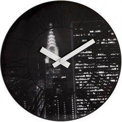 Zegar Ścienny 3005 The City śr 39,5 cm Nextime, 3005