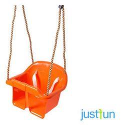 Huśtawka kubełkowa ECO - pomarańczowy - produkt z kategorii- Huśtawki ogrodowe