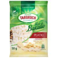 50g migdały płatki marki Targroch