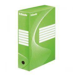 Pudło archiwizacyjne ESSELTE 100 mm zielone