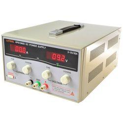 Zasilacz serwisowy LUTSOL KPS1560D 0-15V 0-60A (transformator elektryczny)