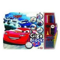Giga Block - Zestaw dla artysty 5w1 - Cars z kategorii maskotki interaktywne