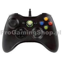Microsoft Xbox 360 Controller for Windows, black z kategorii Gamepady
