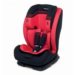 Fotelik samochodowy re-klino fix czerwony marki Foppapedretti