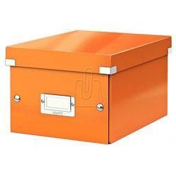 Pudło Uniwersalne Leitz A5 Pomarańczowe, BP813241