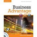 Business Advantage Advanced Student's Book (podręcznik) with DVD, oprawa miękka