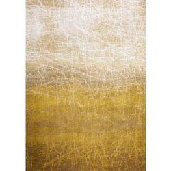 Żółty dywan nowoczesny New York Fall