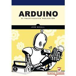 Arduino 65 praktycznych projektów - Dostępne od: 2013-11-21 (kategoria: Informatyka)