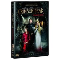 Crimson Peak. Wzgórze krwi (DVD) - produkt z kategorii- Thrillery