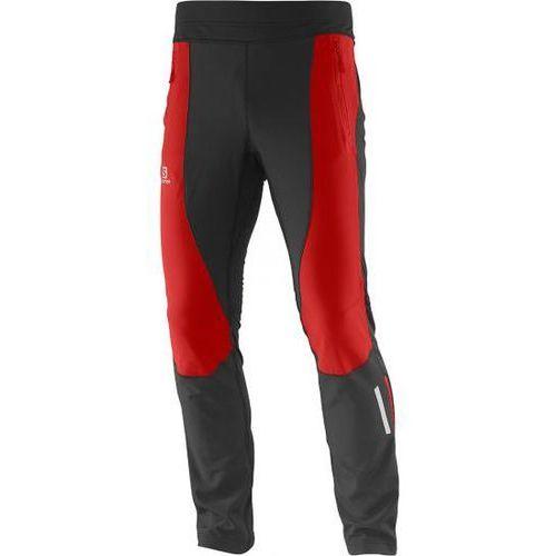 Spodnie Momentum Softshell BlkRed 1516 - oferta [05b8d1a62fd3f6f0]