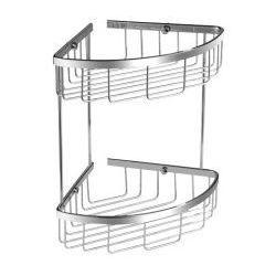 OMNIRES UNI Koszyk prysznicowy, chrom UN3509, UN3509