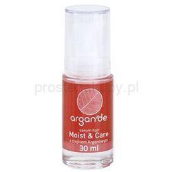Stapiz  argan'de moist&care serum odżywczeserum odżywcze do wszystkich rodzajów włosów + do każdego zamówienia upominek.