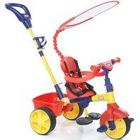 Rowerek trójkołowy  4 w 1 trike + darmowy transport! marki Little tikes