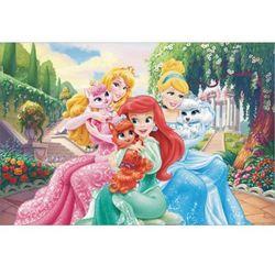 Obraz na płótnie disney księżniczki (40 x 60) marki Disney - dekoracje pokoju