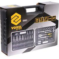 Vorel Zestaw narzędziowy 1/2'', 94 części / 58683 /  - zyskaj rabat 30 zł (5906083586835)