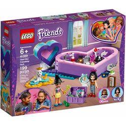 41359 pudełko w kształcie serca zestaw przyjaźni (heart box friendship pack) klocki friends marki Lego