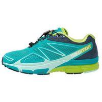Salomon XSCREAM 3D Obuwie do biegania Szlak teal blue/slate blue/ganny green (buty do biegania) od Zalando.pl